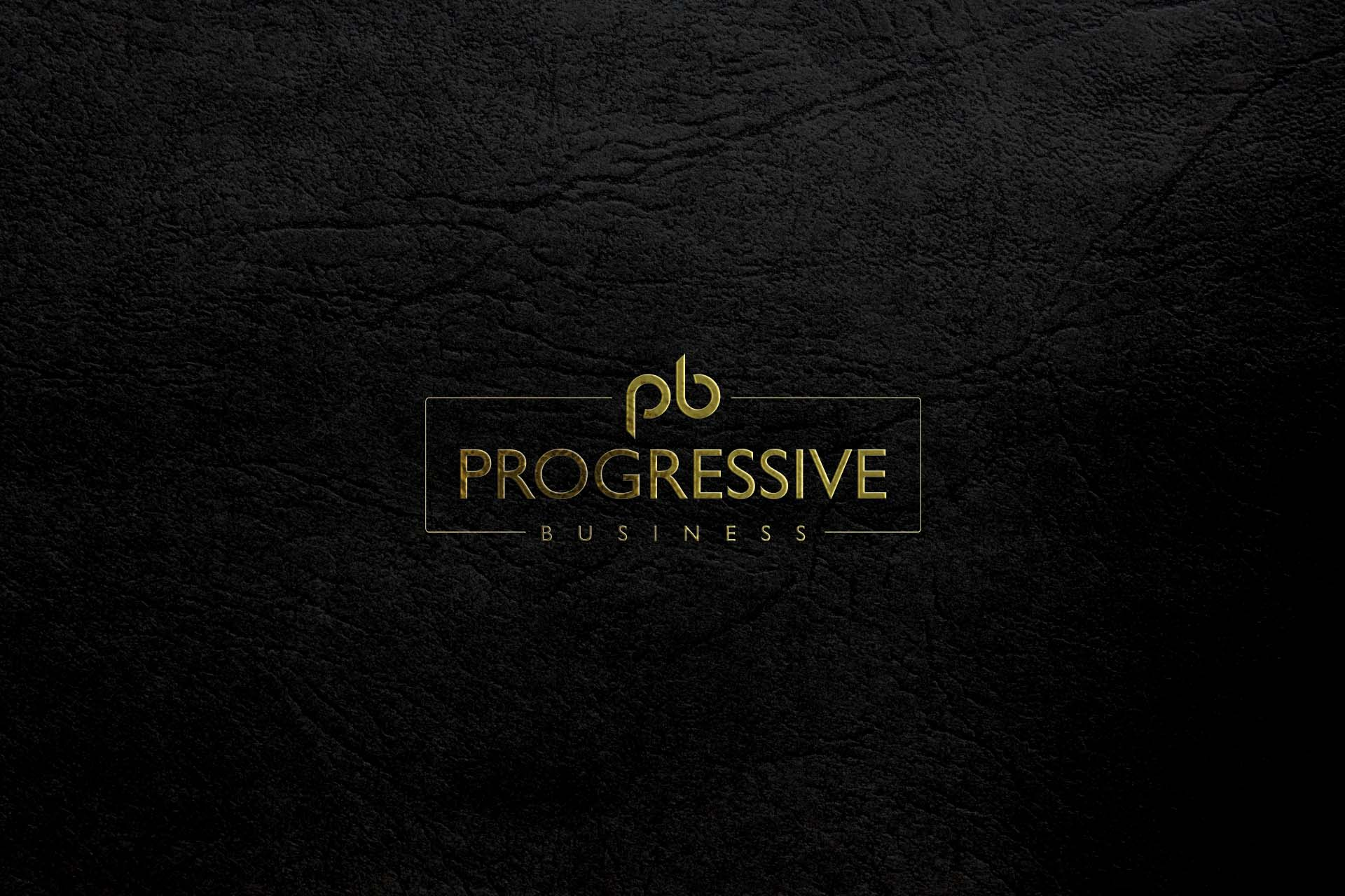 Logo Design by AKM Fazley Rabbi Faruque - Entry No. 136 in the Logo Design Contest Captivating Logo Design for Progressive Business.