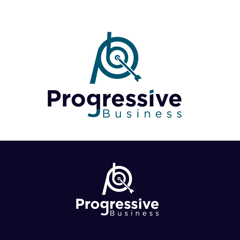 Logo Design by Bac Huu - Entry No. 139 in the Logo Design Contest Captivating Logo Design for Progressive Business.