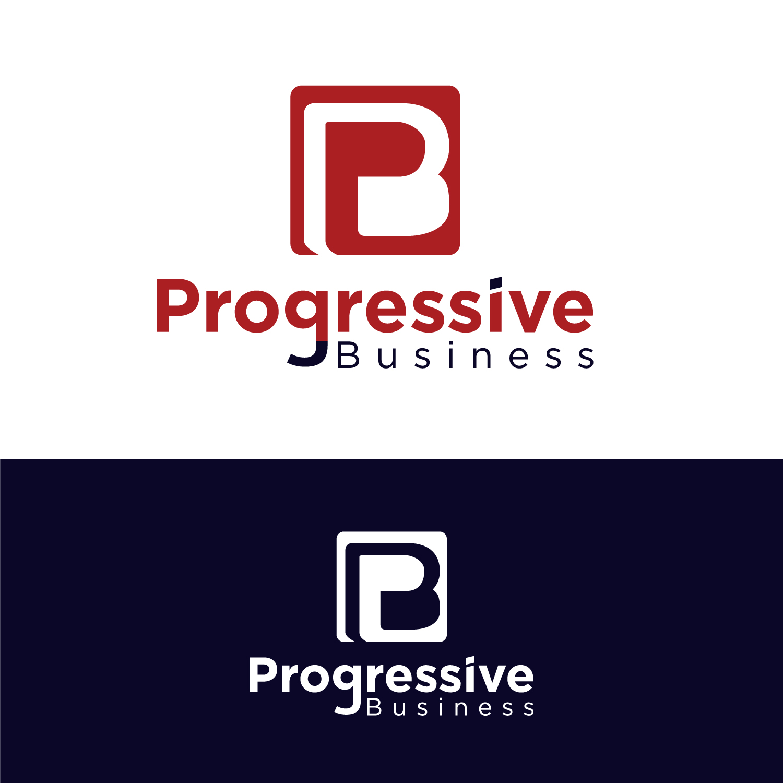 Logo Design by Bac Huu - Entry No. 140 in the Logo Design Contest Captivating Logo Design for Progressive Business.