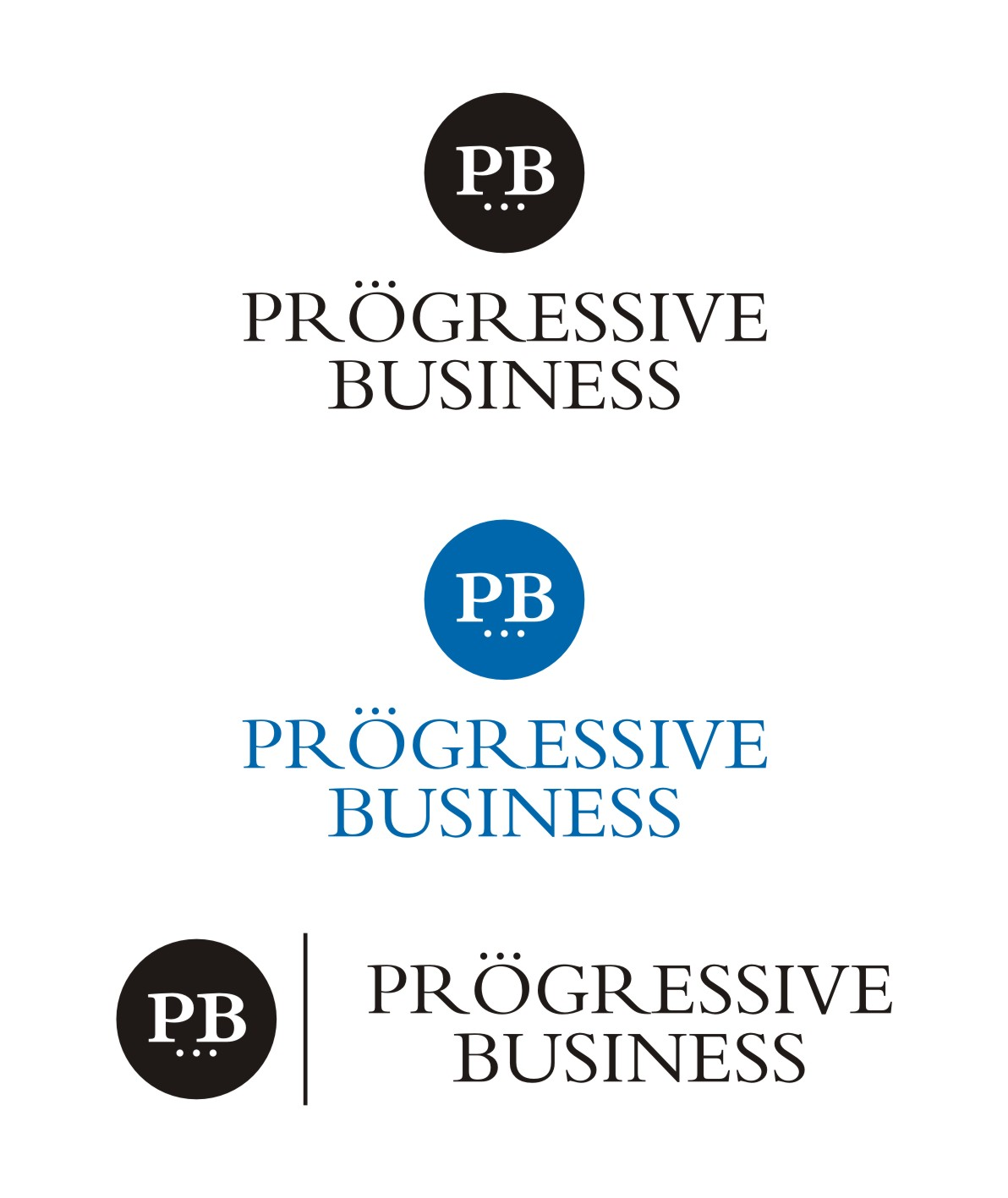 Logo Design by Spider Graphics - Entry No. 142 in the Logo Design Contest Captivating Logo Design for Progressive Business.