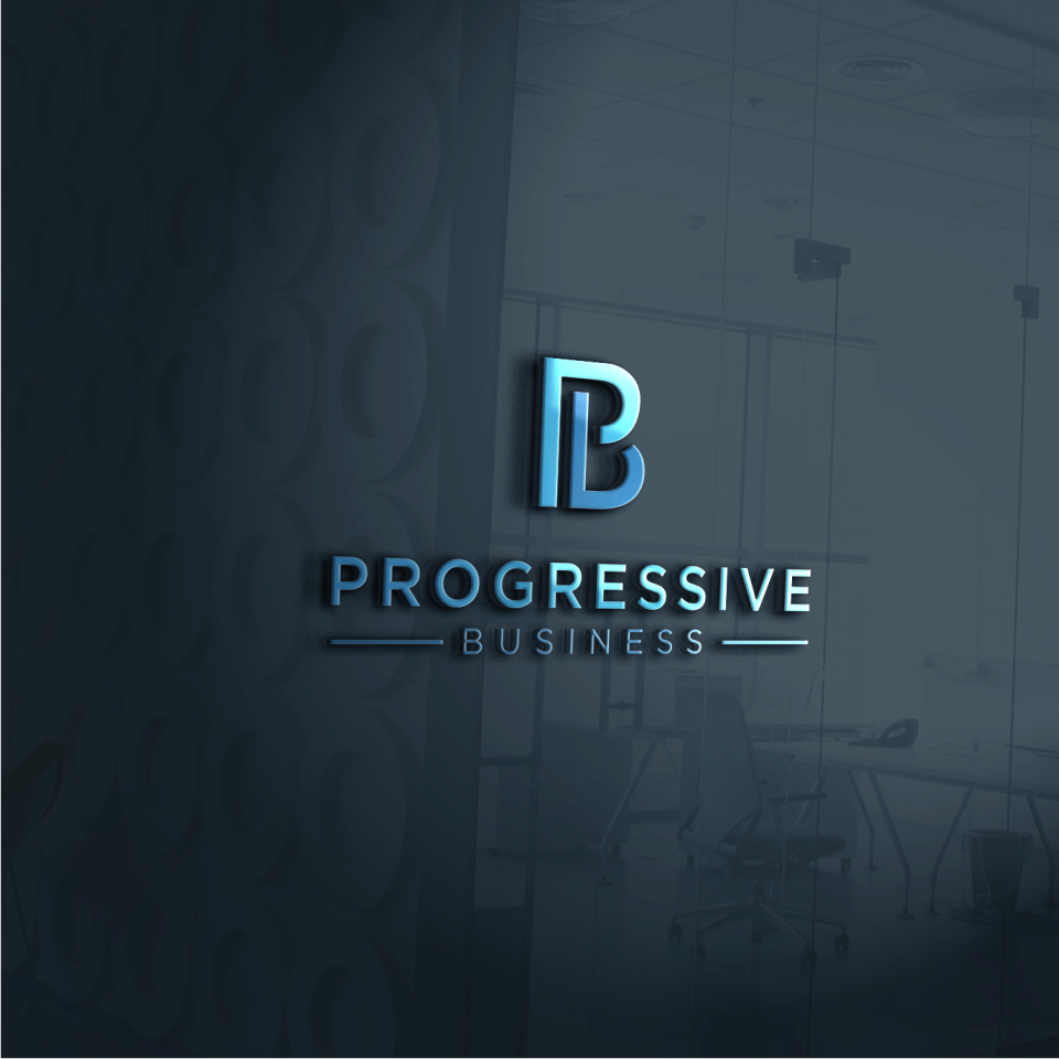 Logo Design by Zamzam -Mahsun - Entry No. 143 in the Logo Design Contest Captivating Logo Design for Progressive Business.