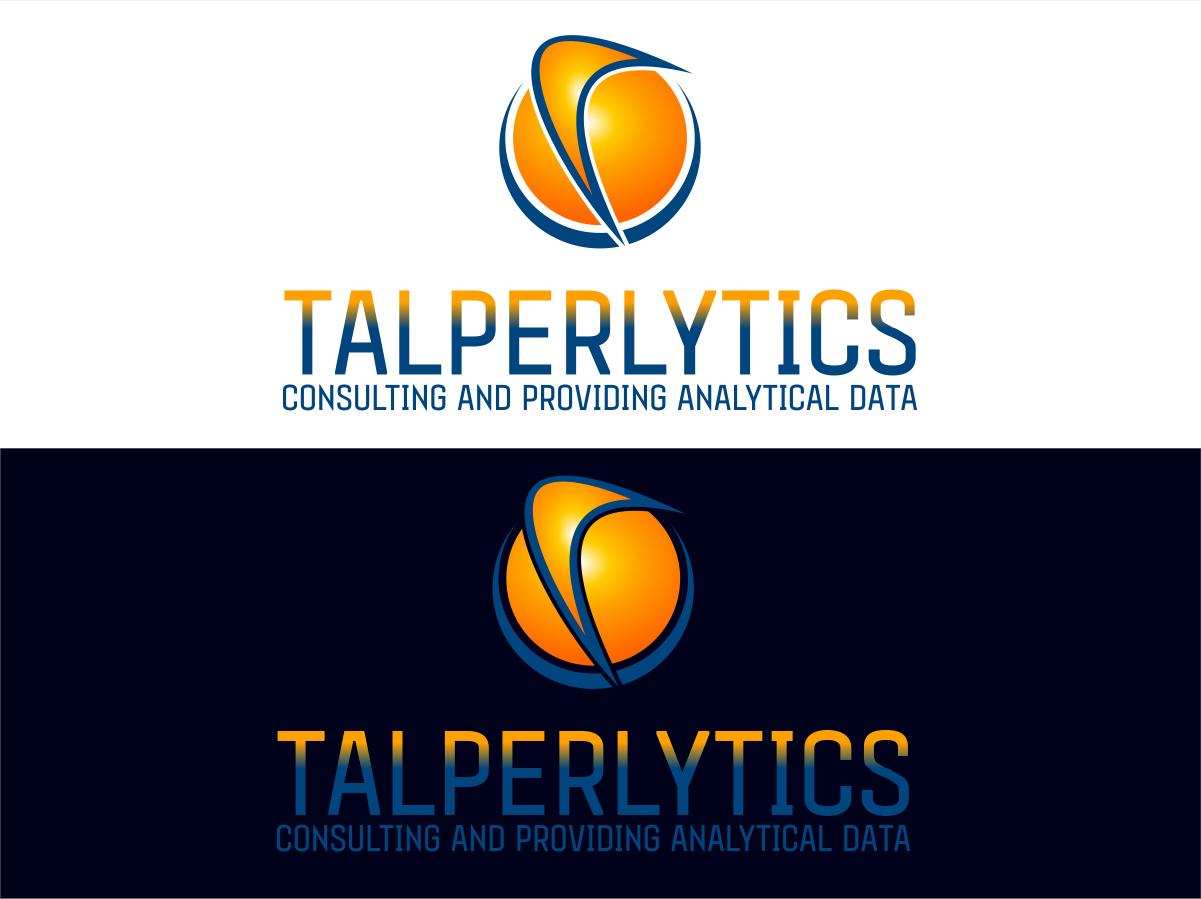 Logo Design by Private User - Entry No. 75 in the Logo Design Contest Imaginative Logo Design for Talperlytics.