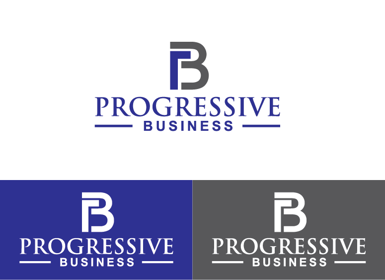 Logo Design by Shahnawaz Ahmed - Entry No. 150 in the Logo Design Contest Captivating Logo Design for Progressive Business.