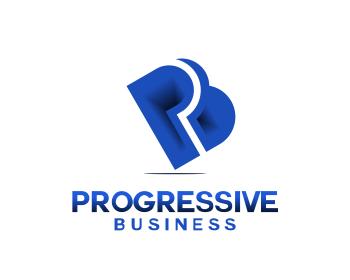 Logo Design by Net Bih - Entry No. 153 in the Logo Design Contest Captivating Logo Design for Progressive Business.