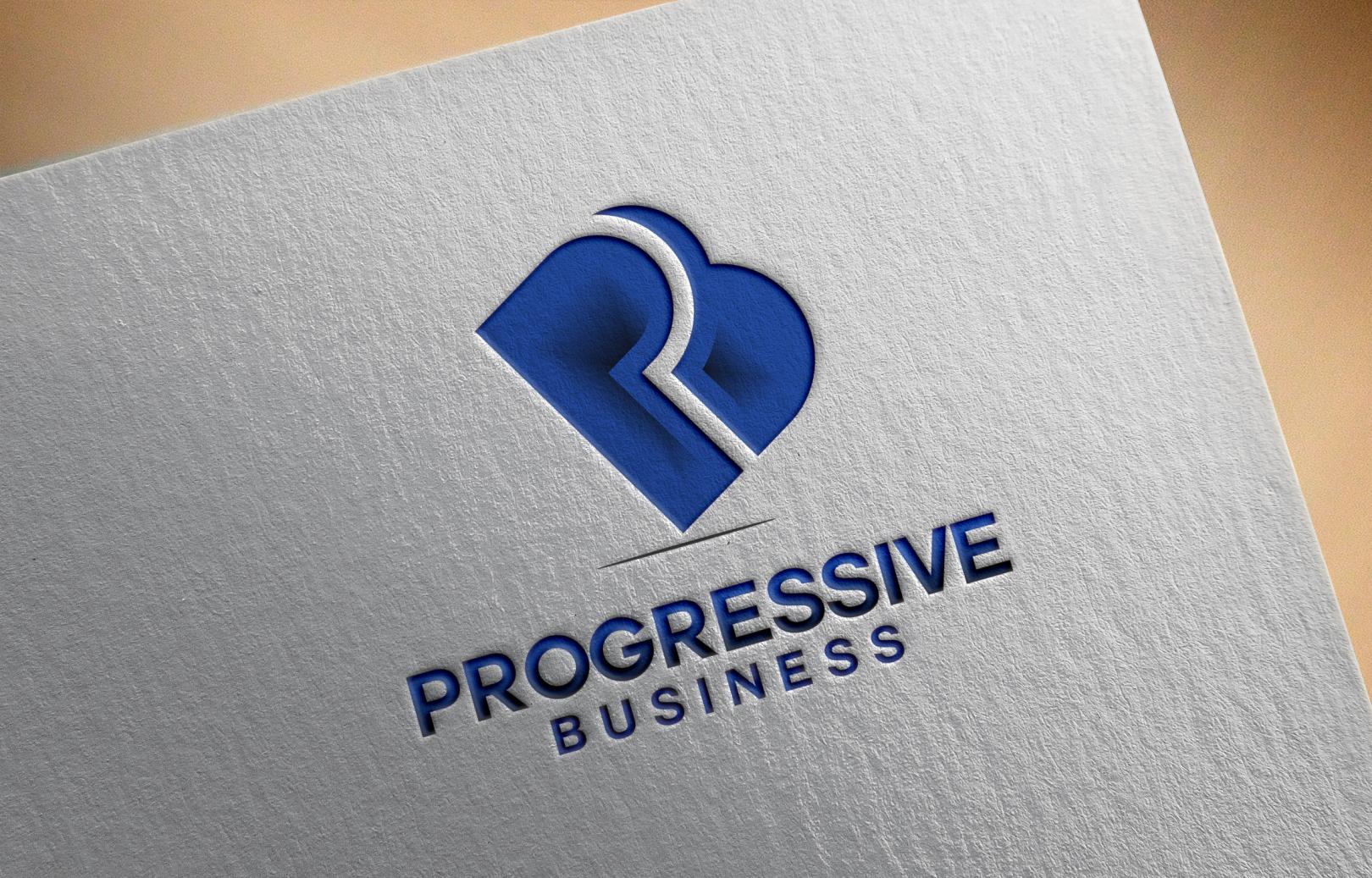 Logo Design by Net Bih - Entry No. 154 in the Logo Design Contest Captivating Logo Design for Progressive Business.