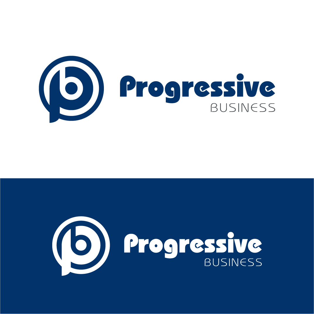 Logo Design by Sahajad Shaikh - Entry No. 162 in the Logo Design Contest Captivating Logo Design for Progressive Business.