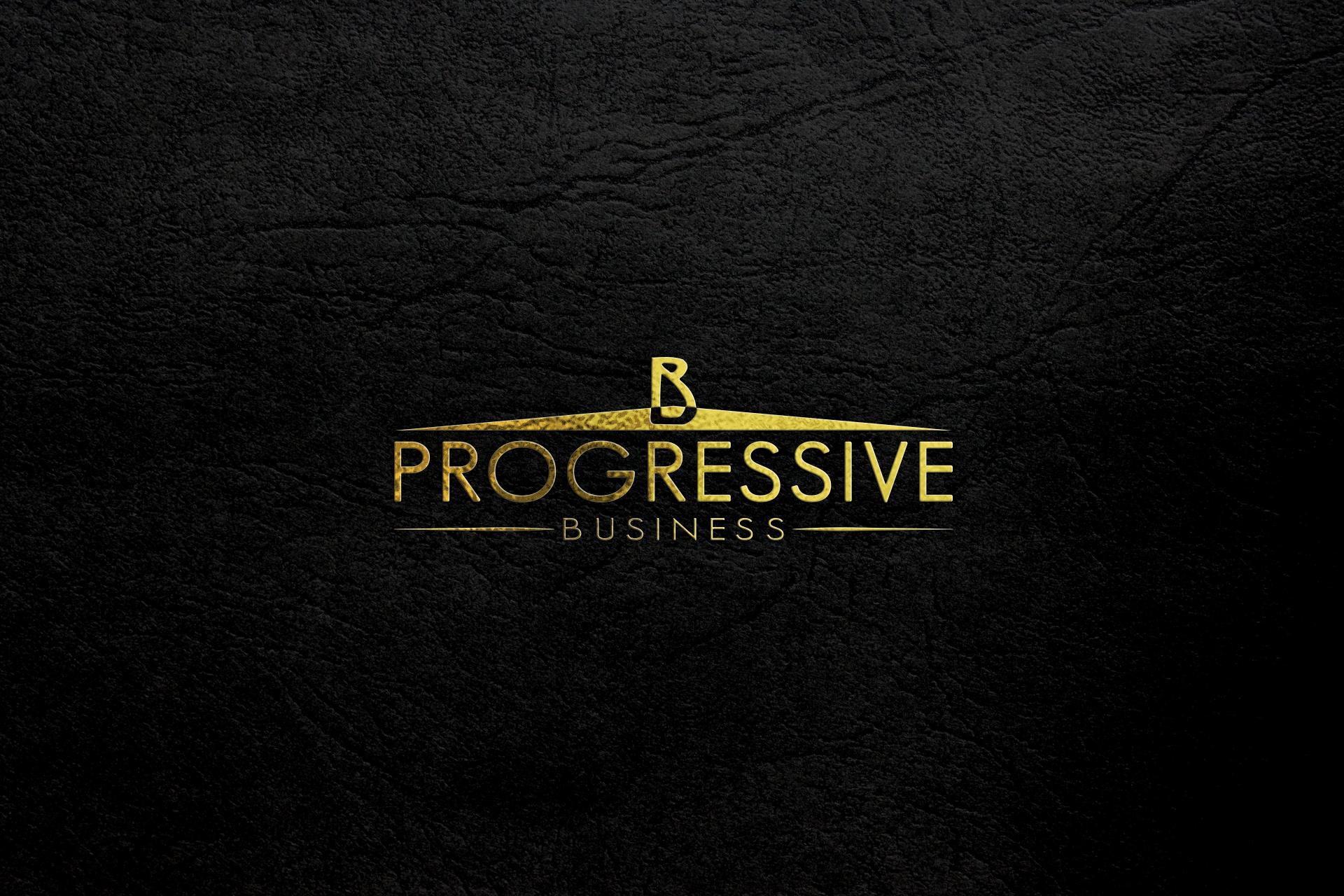 Logo Design by AKM Fazley Rabbi Faruque - Entry No. 165 in the Logo Design Contest Captivating Logo Design for Progressive Business.