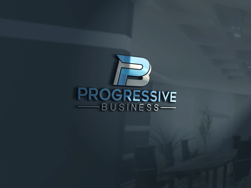 Logo Design by Private User - Entry No. 167 in the Logo Design Contest Captivating Logo Design for Progressive Business.