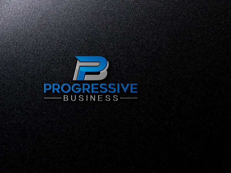 Logo Design by Private User - Entry No. 168 in the Logo Design Contest Captivating Logo Design for Progressive Business.