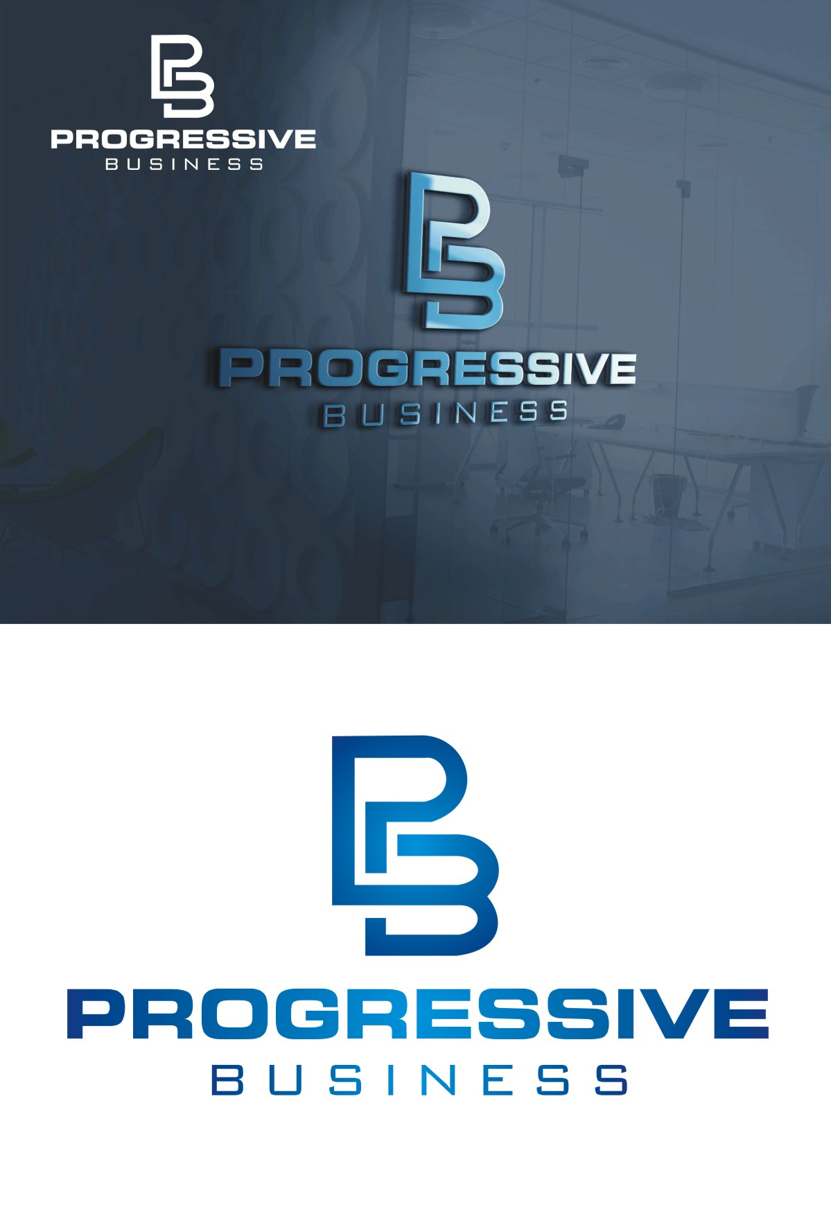 Logo Design by Spider Graphics - Entry No. 185 in the Logo Design Contest Captivating Logo Design for Progressive Business.