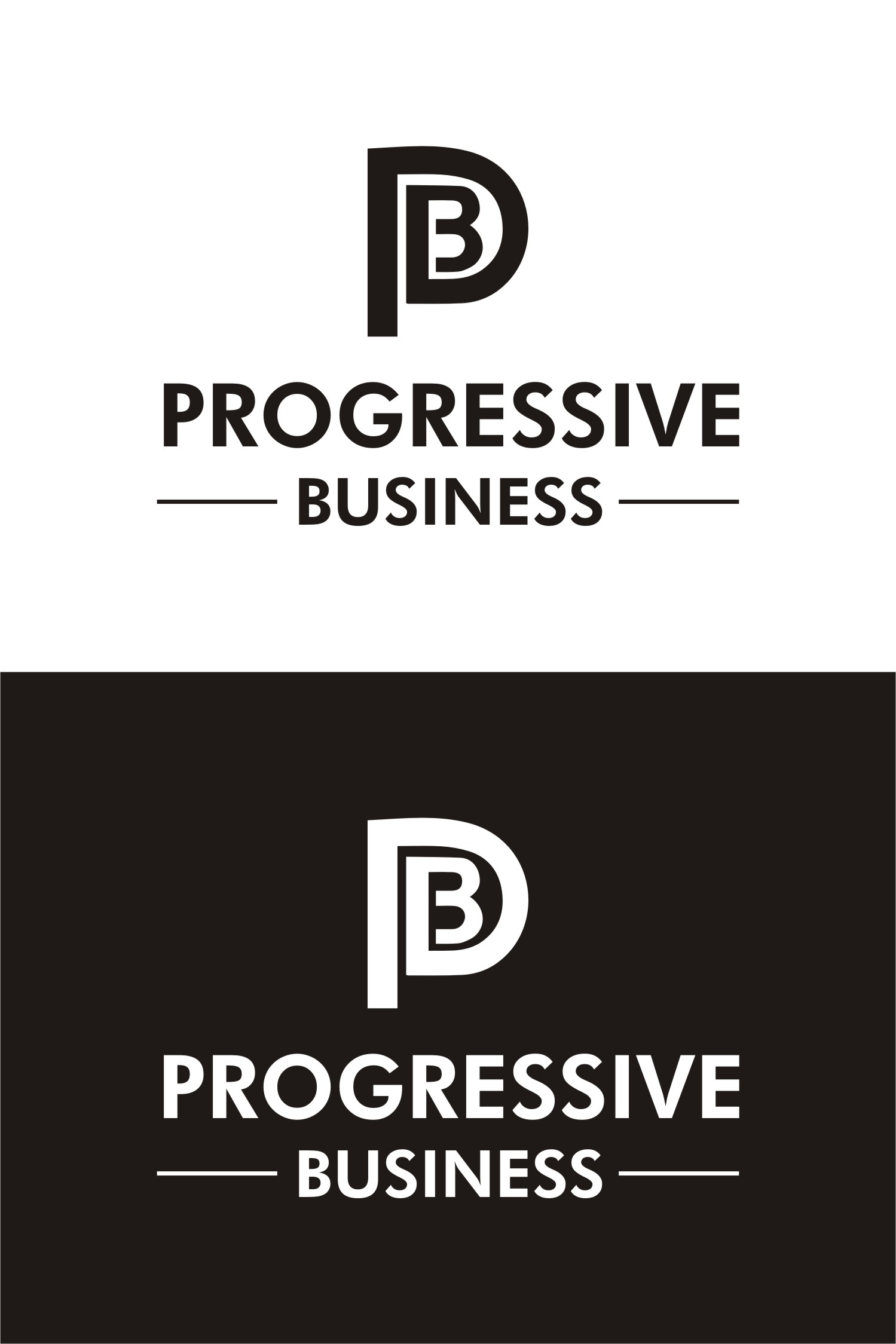 Logo Design by I graphics GRAPHICS - Entry No. 193 in the Logo Design Contest Captivating Logo Design for Progressive Business.