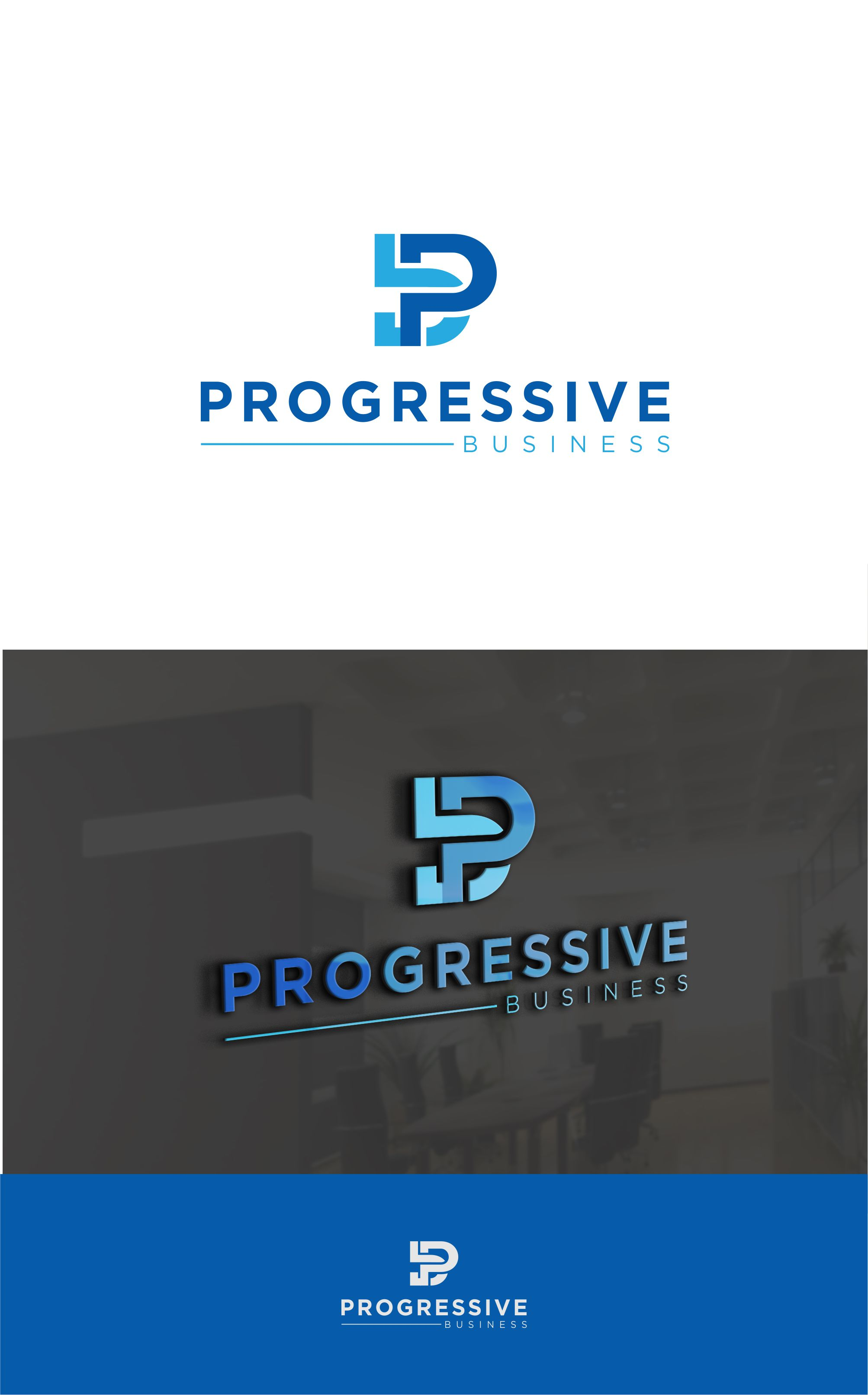 Logo Design by Raymond Garcia - Entry No. 194 in the Logo Design Contest Captivating Logo Design for Progressive Business.