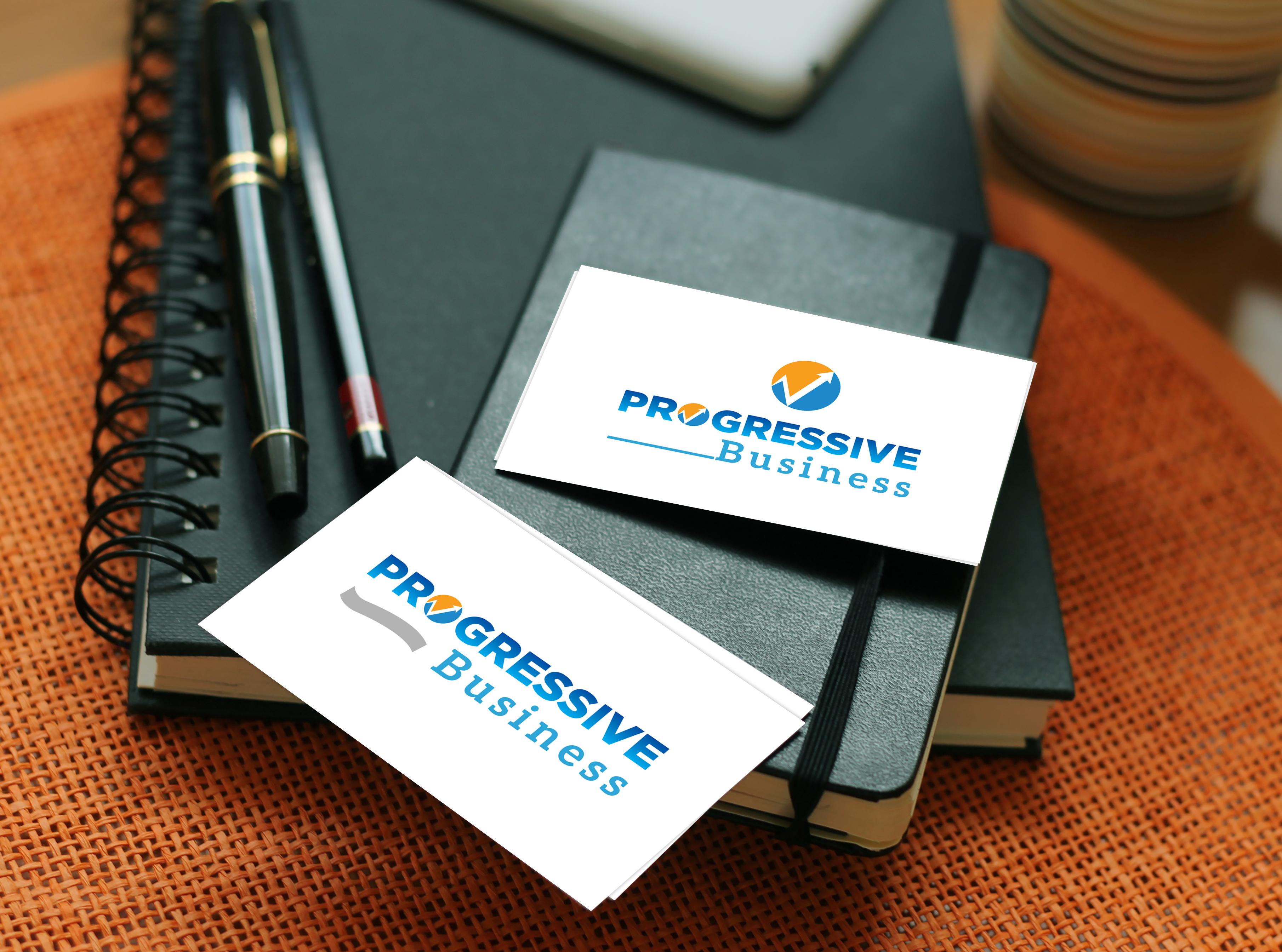 Logo Design by Bac Huu - Entry No. 197 in the Logo Design Contest Captivating Logo Design for Progressive Business.