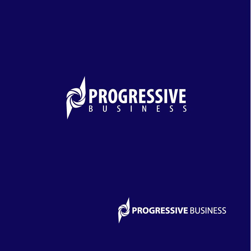 Logo Design by Ajaz ahmed Sohail - Entry No. 210 in the Logo Design Contest Captivating Logo Design for Progressive Business.
