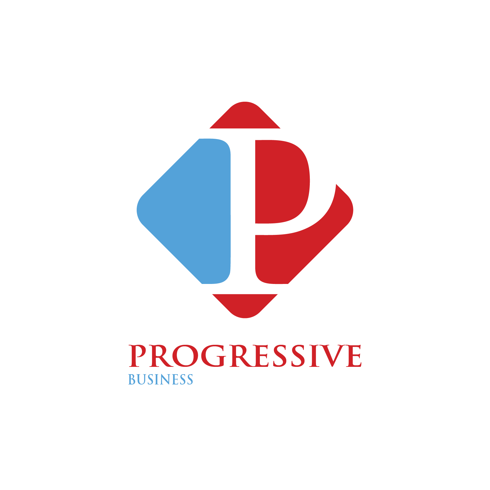Logo Design by Muhammad Noor - Entry No. 216 in the Logo Design Contest Captivating Logo Design for Progressive Business.