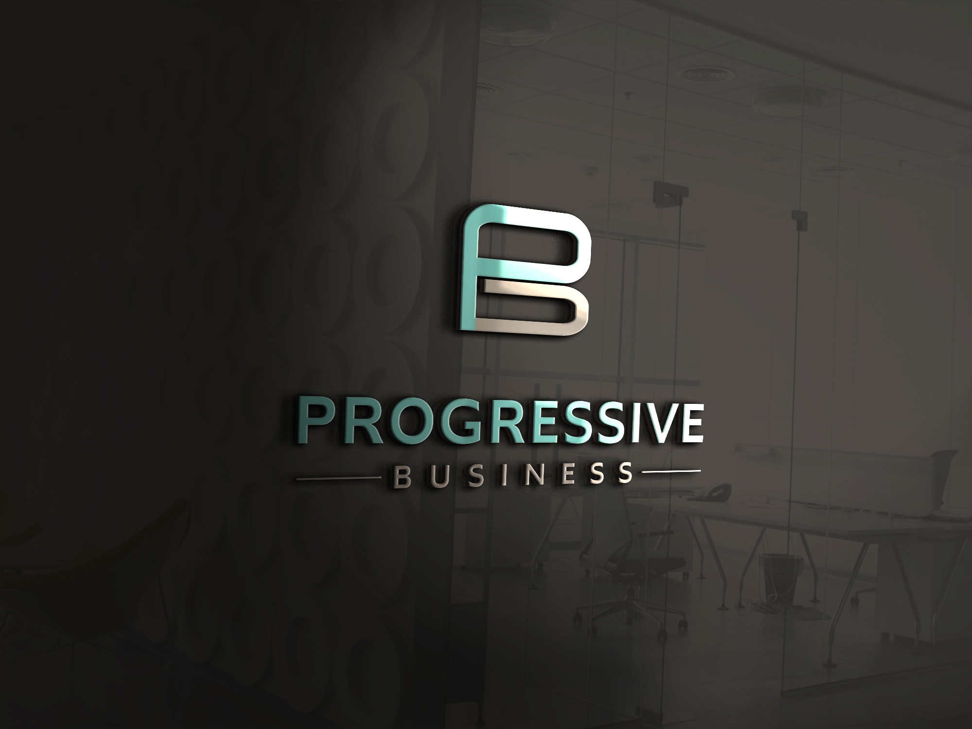 Logo Design by Umair ahmed Iqbal - Entry No. 219 in the Logo Design Contest Captivating Logo Design for Progressive Business.