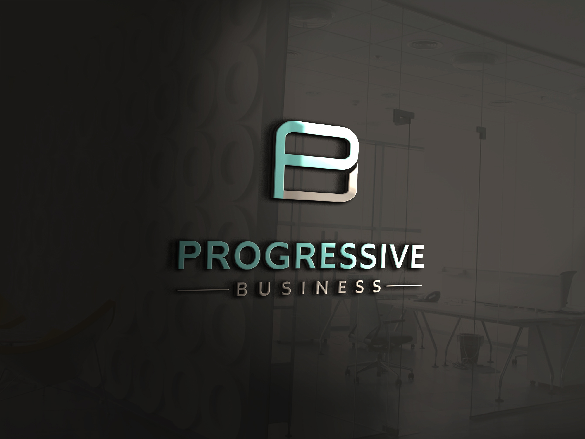 Logo Design by Umair ahmed Iqbal - Entry No. 220 in the Logo Design Contest Captivating Logo Design for Progressive Business.