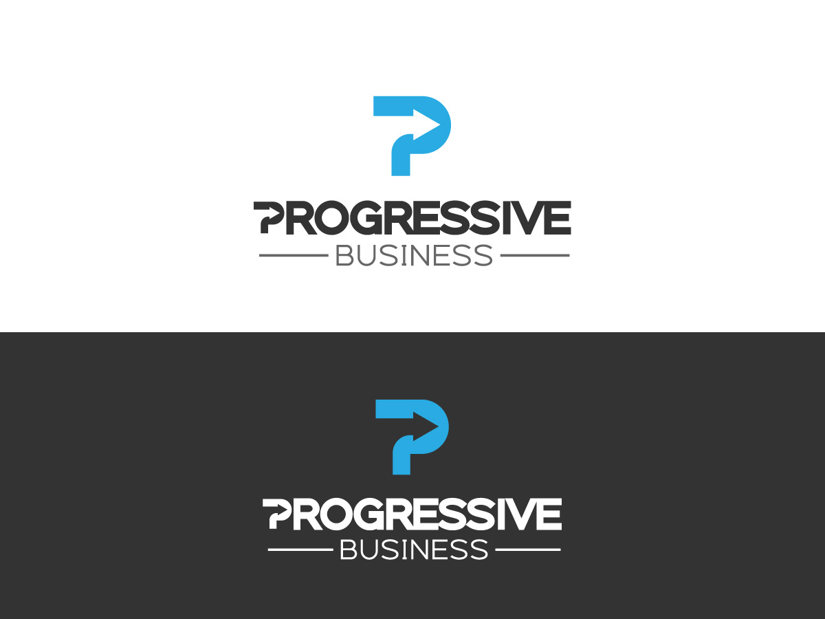 Logo Design by MD SHOHIDUL ISLAM - Entry No. 222 in the Logo Design Contest Captivating Logo Design for Progressive Business.