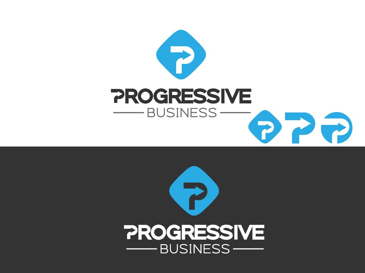 Logo Design by MD SHOHIDUL ISLAM - Entry No. 223 in the Logo Design Contest Captivating Logo Design for Progressive Business.