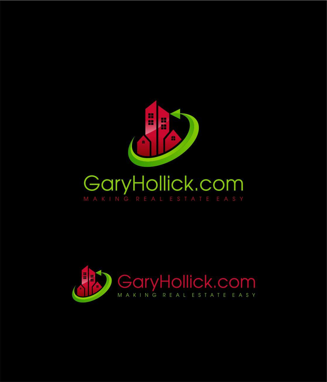 Logo Design by Raymond Garcia - Entry No. 3 in the Logo Design Contest New Logo Design for GaryHollick.com.
