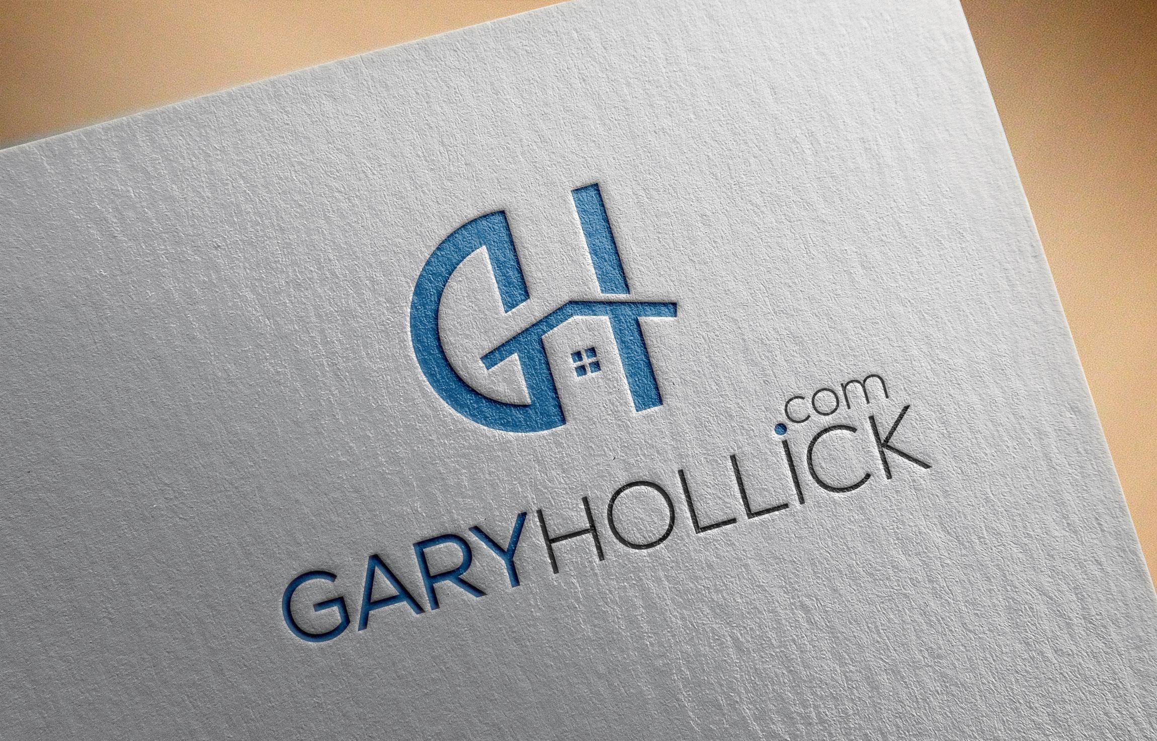 Logo Design by MD SHOHIDUL ISLAM - Entry No. 4 in the Logo Design Contest New Logo Design for GaryHollick.com.