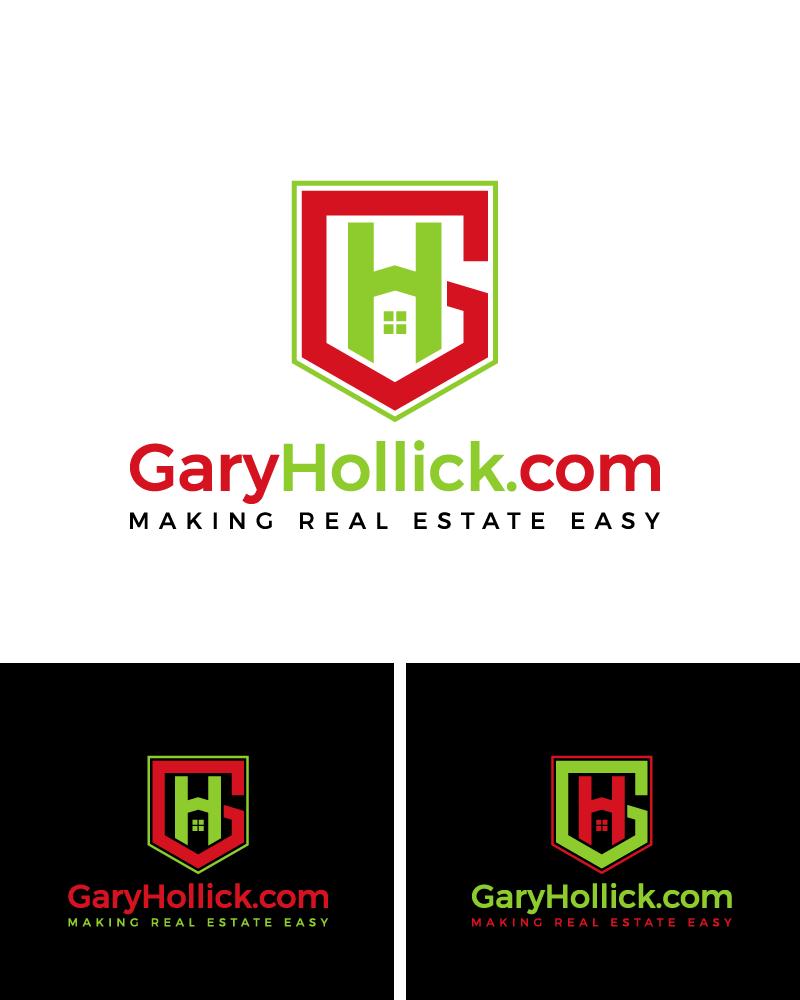 Logo Design by Private User - Entry No. 15 in the Logo Design Contest New Logo Design for GaryHollick.com.