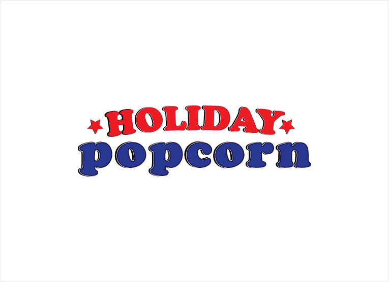Logo Design by melpomena - Entry No. 57 in the Logo Design Contest Holiday Popcorn.