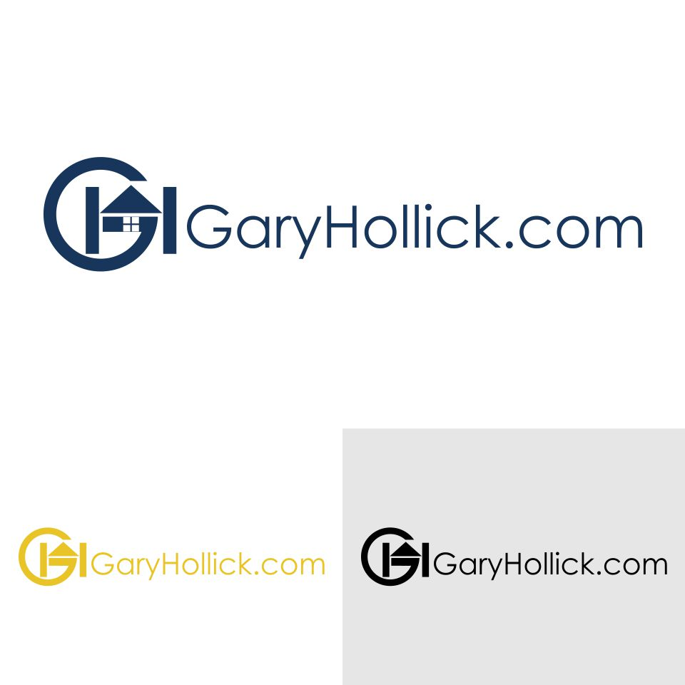 Logo Design by Febrian Adi Dwi Nurcahyo - Entry No. 32 in the Logo Design Contest New Logo Design for GaryHollick.com.