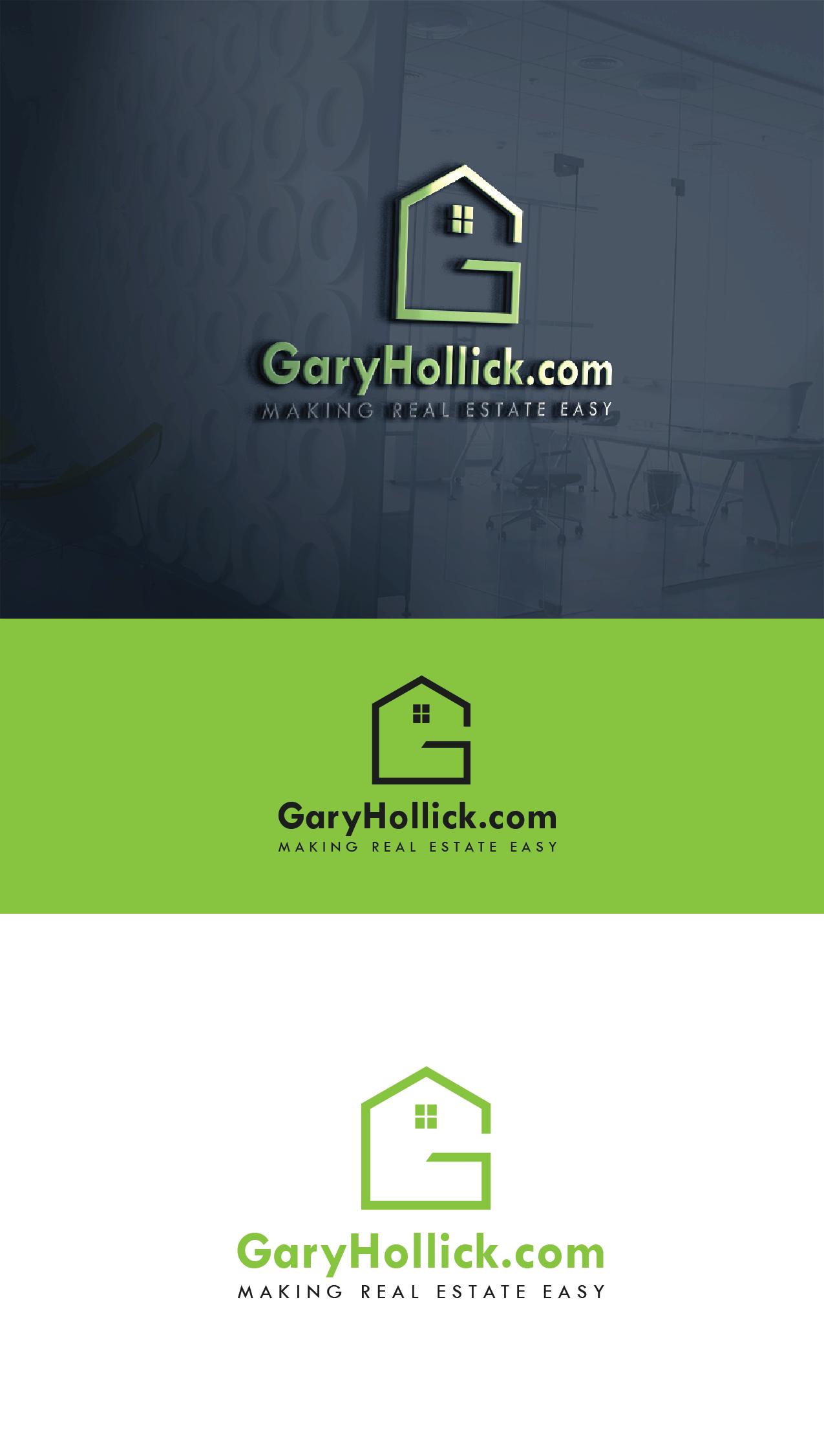 Logo Design by Private User - Entry No. 40 in the Logo Design Contest New Logo Design for GaryHollick.com.