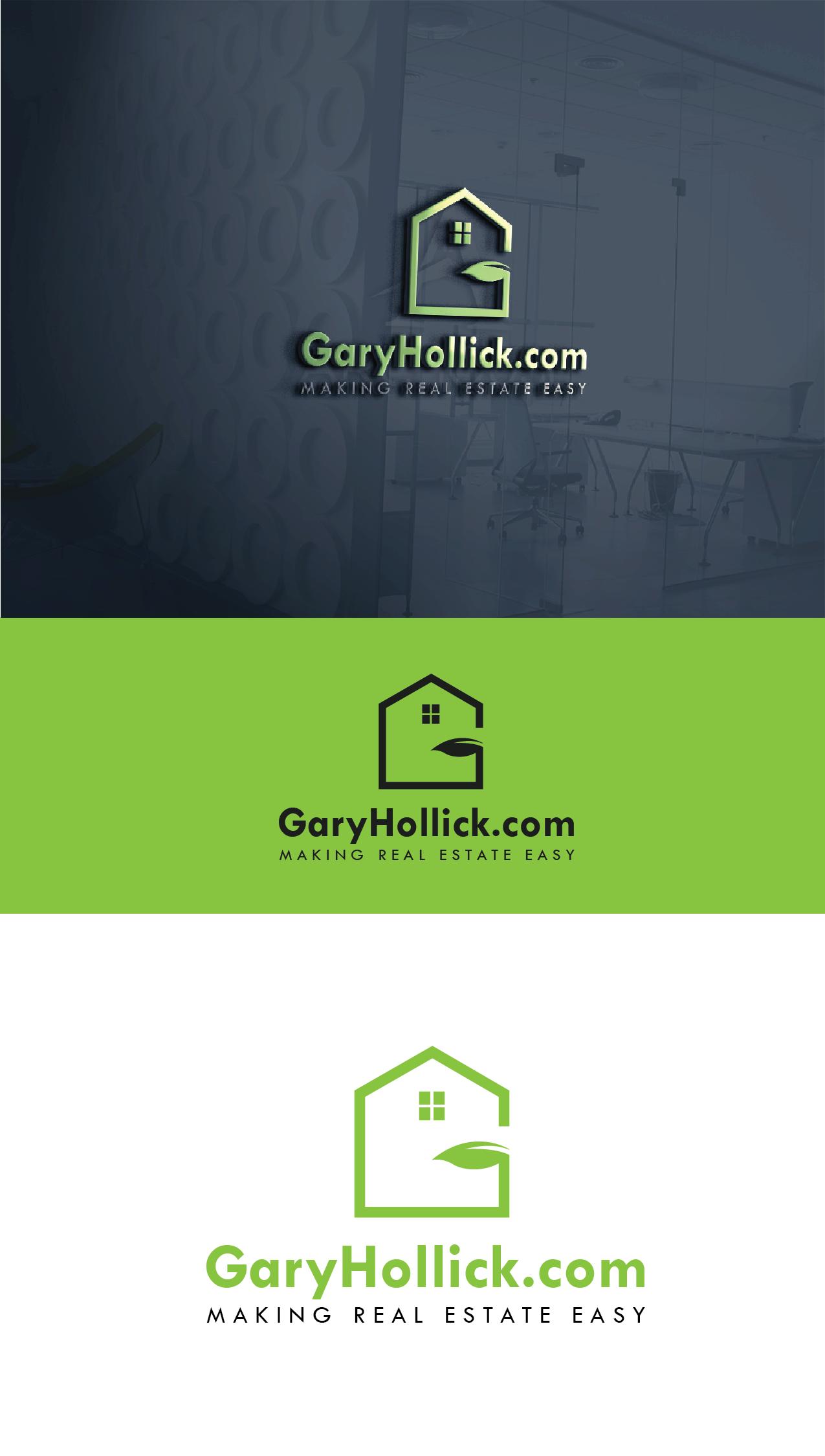 Logo Design by Private User - Entry No. 41 in the Logo Design Contest New Logo Design for GaryHollick.com.