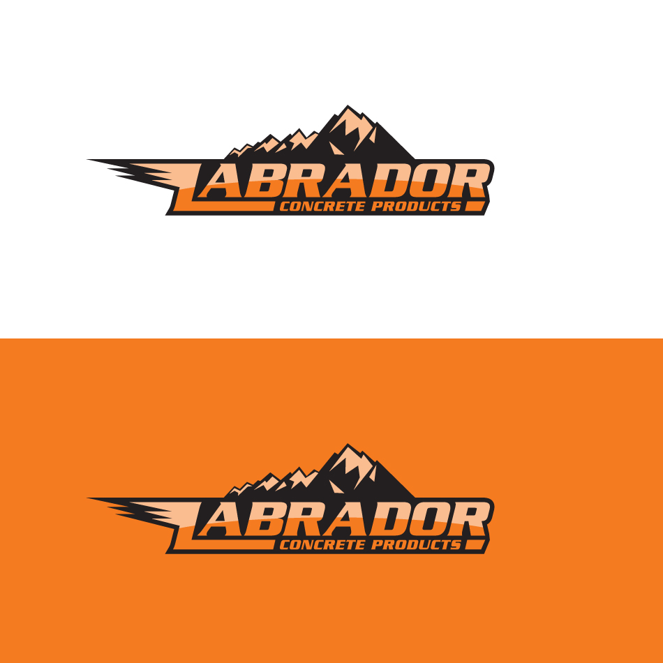 Logo Design by Spud9 - Entry No. 75 in the Logo Design Contest Logo for Labrador Concrete Products.