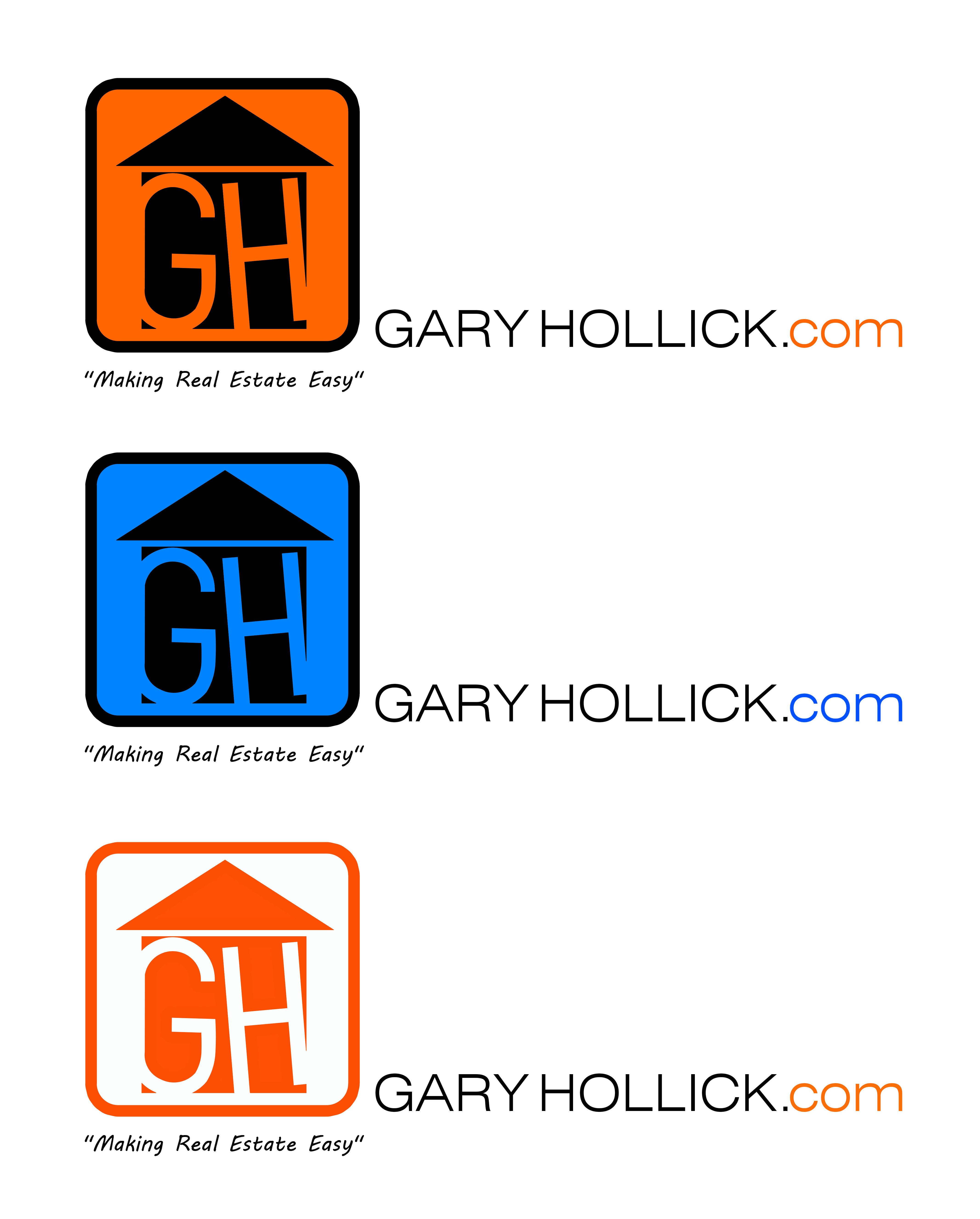 Logo Design by JSDESIGNGROUP - Entry No. 57 in the Logo Design Contest New Logo Design for GaryHollick.com.