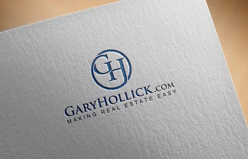 Logo Design by Private User - Entry No. 65 in the Logo Design Contest New Logo Design for GaryHollick.com.