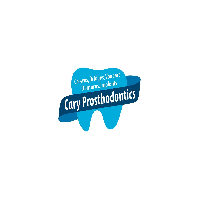 Logo Design by Shahab Uddin - Entry No. 6 in the Logo Design Contest Cary Prosthodontics Logo Design.