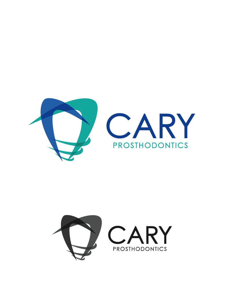 Logo Design by Private User - Entry No. 22 in the Logo Design Contest Cary Prosthodontics Logo Design.