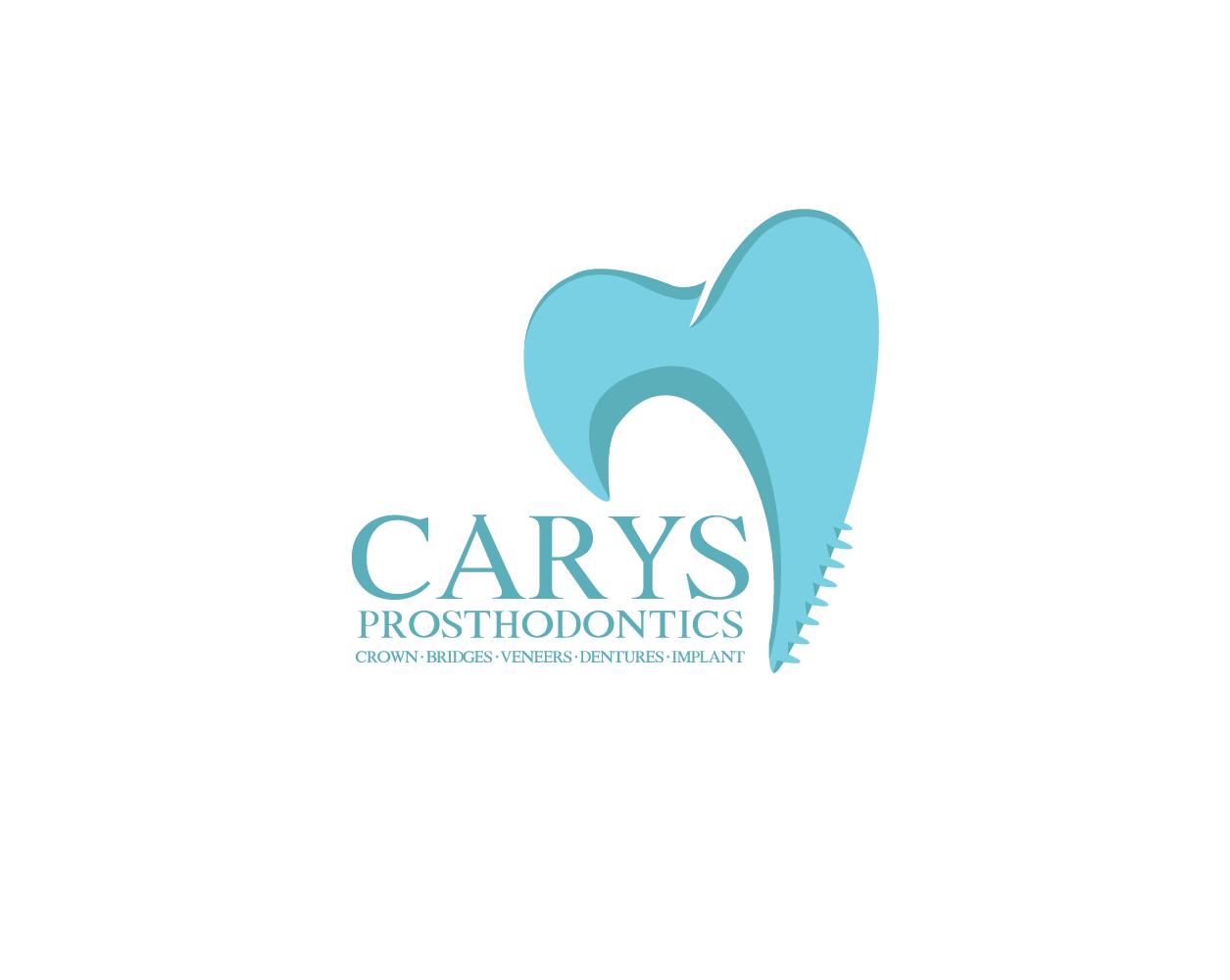 Logo Design by pojas12 - Entry No. 29 in the Logo Design Contest Cary Prosthodontics Logo Design.