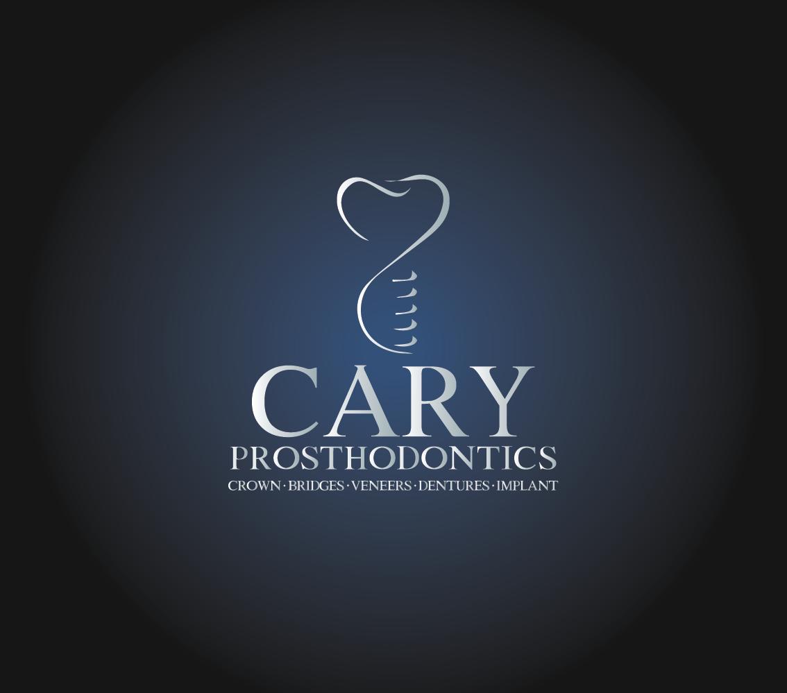Logo Design by pojas12 - Entry No. 36 in the Logo Design Contest Cary Prosthodontics Logo Design.