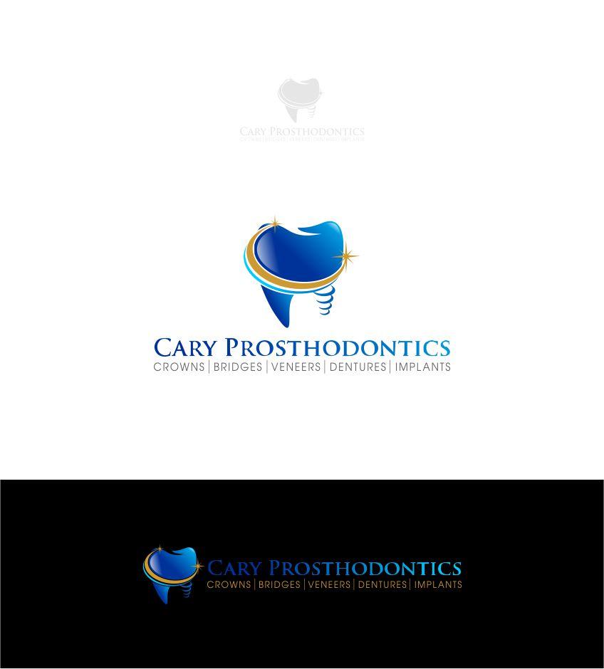 Logo Design by Raymond Garcia - Entry No. 40 in the Logo Design Contest Cary Prosthodontics Logo Design.