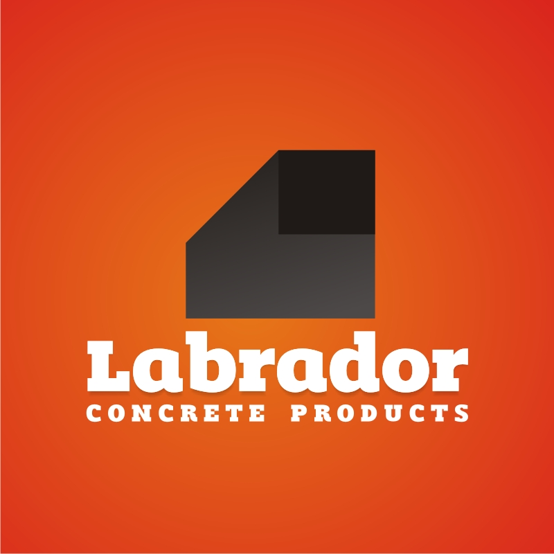 Logo Design by Autoanswer - Entry No. 76 in the Logo Design Contest Logo for Labrador Concrete Products.