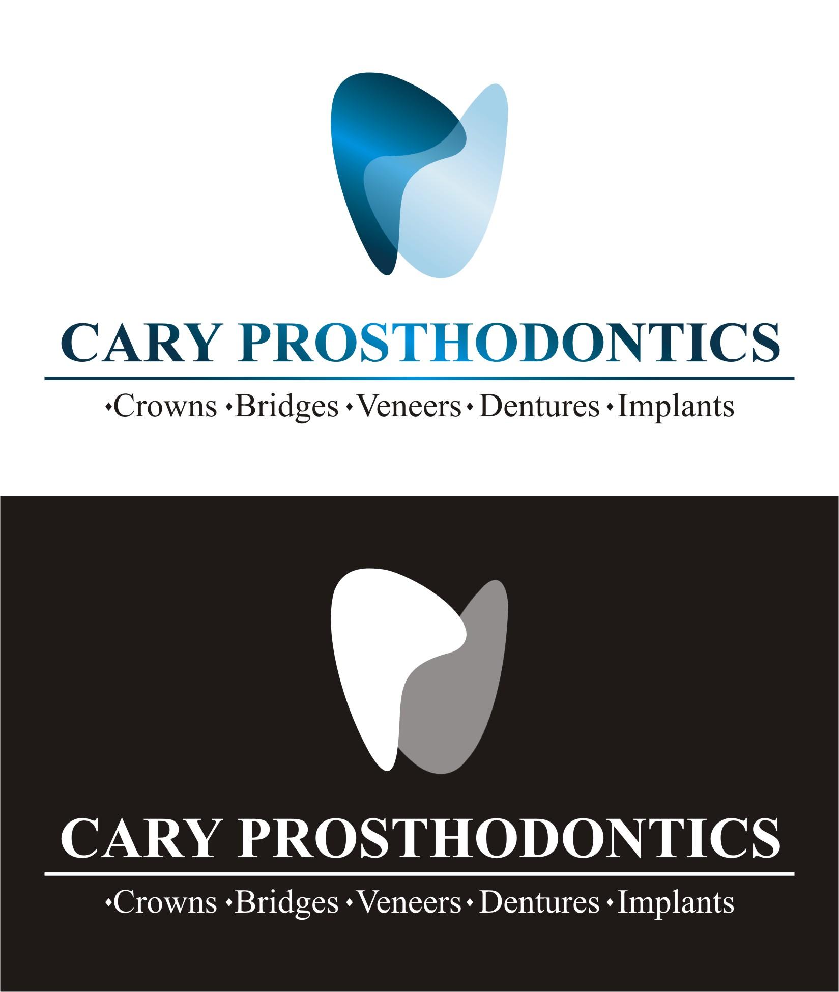 Logo Design by I graphics GRAPHICS - Entry No. 64 in the Logo Design Contest Cary Prosthodontics Logo Design.