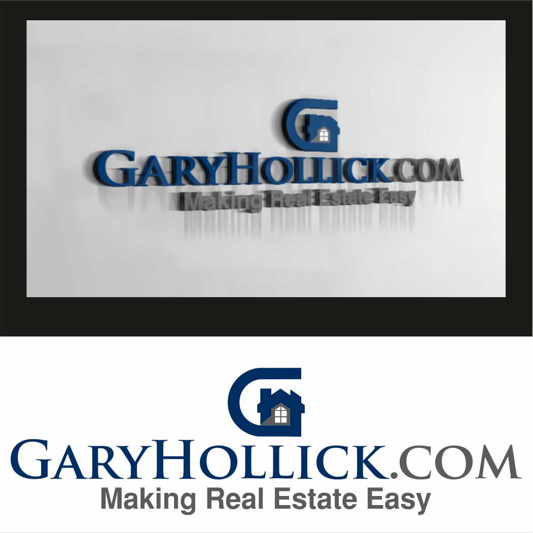 Logo Design by Taufiq Ardhani - Entry No. 87 in the Logo Design Contest New Logo Design for GaryHollick.com.