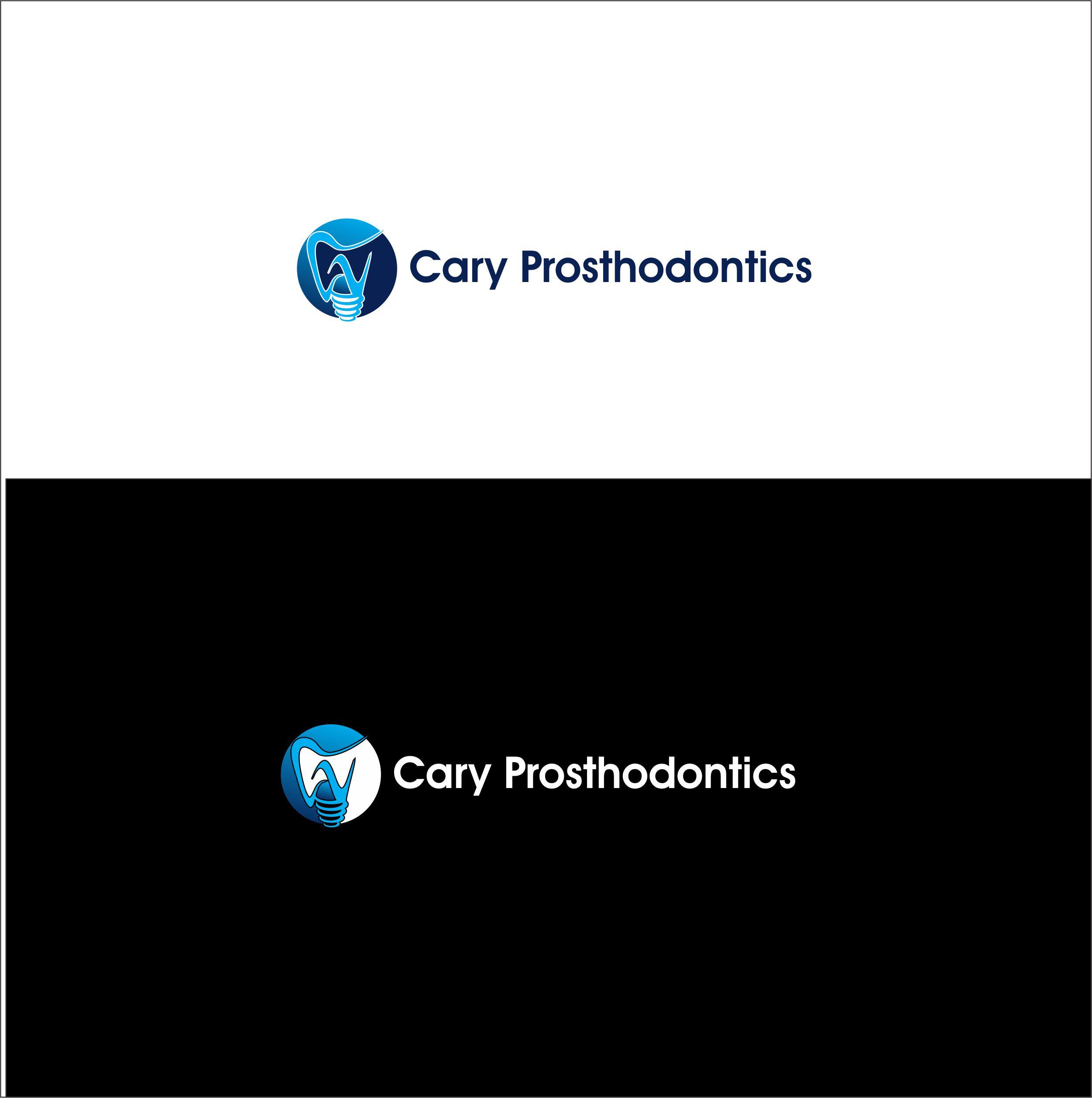 Logo Design by ian69 - Entry No. 66 in the Logo Design Contest Cary Prosthodontics Logo Design.