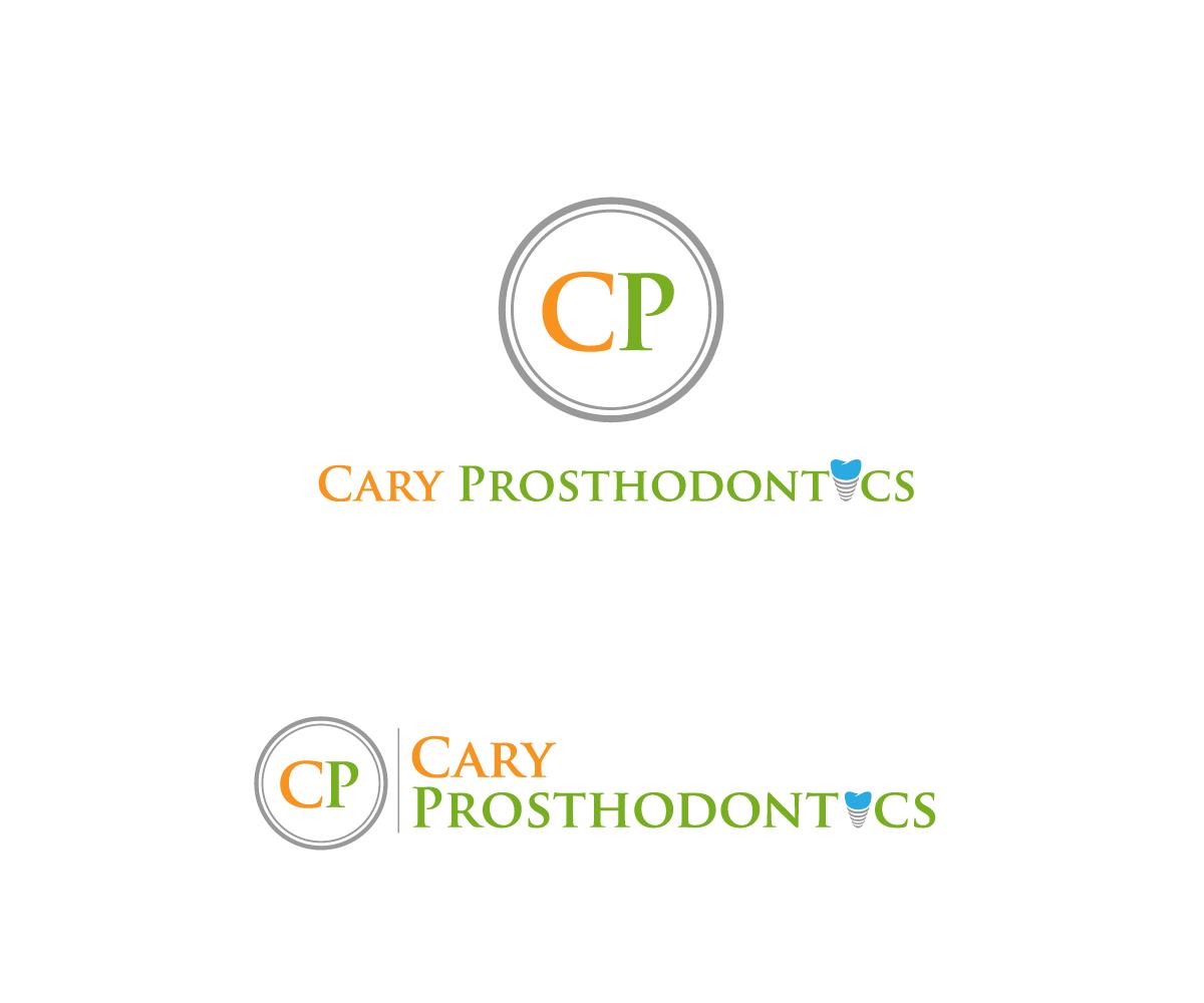 Logo Design by Juan Luna - Entry No. 75 in the Logo Design Contest Cary Prosthodontics Logo Design.