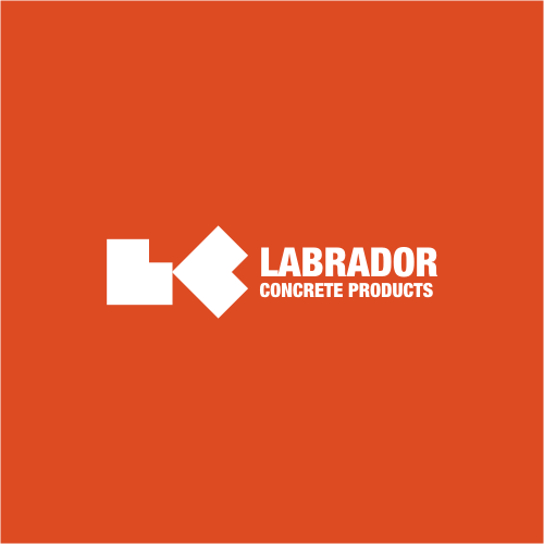 Logo Design by montoshlall - Entry No. 77 in the Logo Design Contest Logo for Labrador Concrete Products.