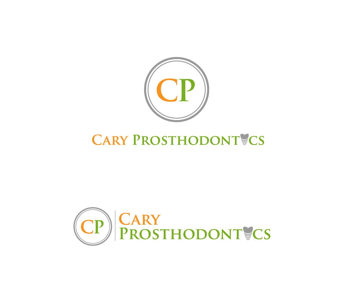 Logo Design by Juan Luna - Entry No. 83 in the Logo Design Contest Cary Prosthodontics Logo Design.