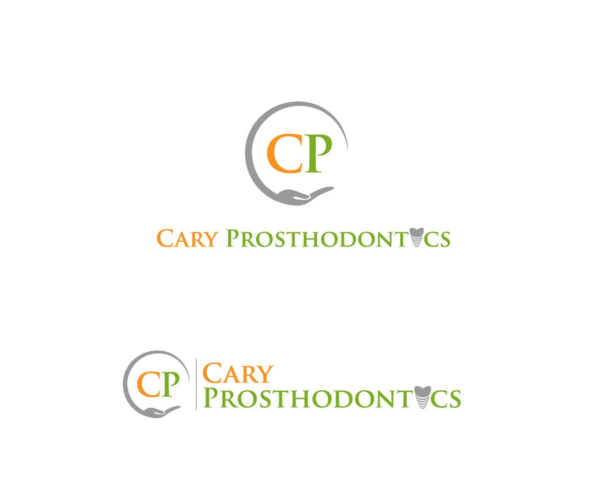 Logo Design by Juan Luna - Entry No. 84 in the Logo Design Contest Cary Prosthodontics Logo Design.
