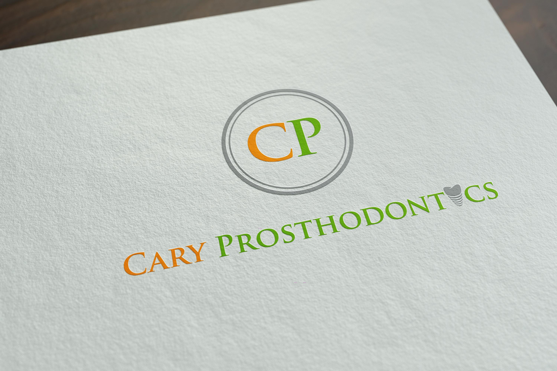 Logo Design by Juan Luna - Entry No. 85 in the Logo Design Contest Cary Prosthodontics Logo Design.