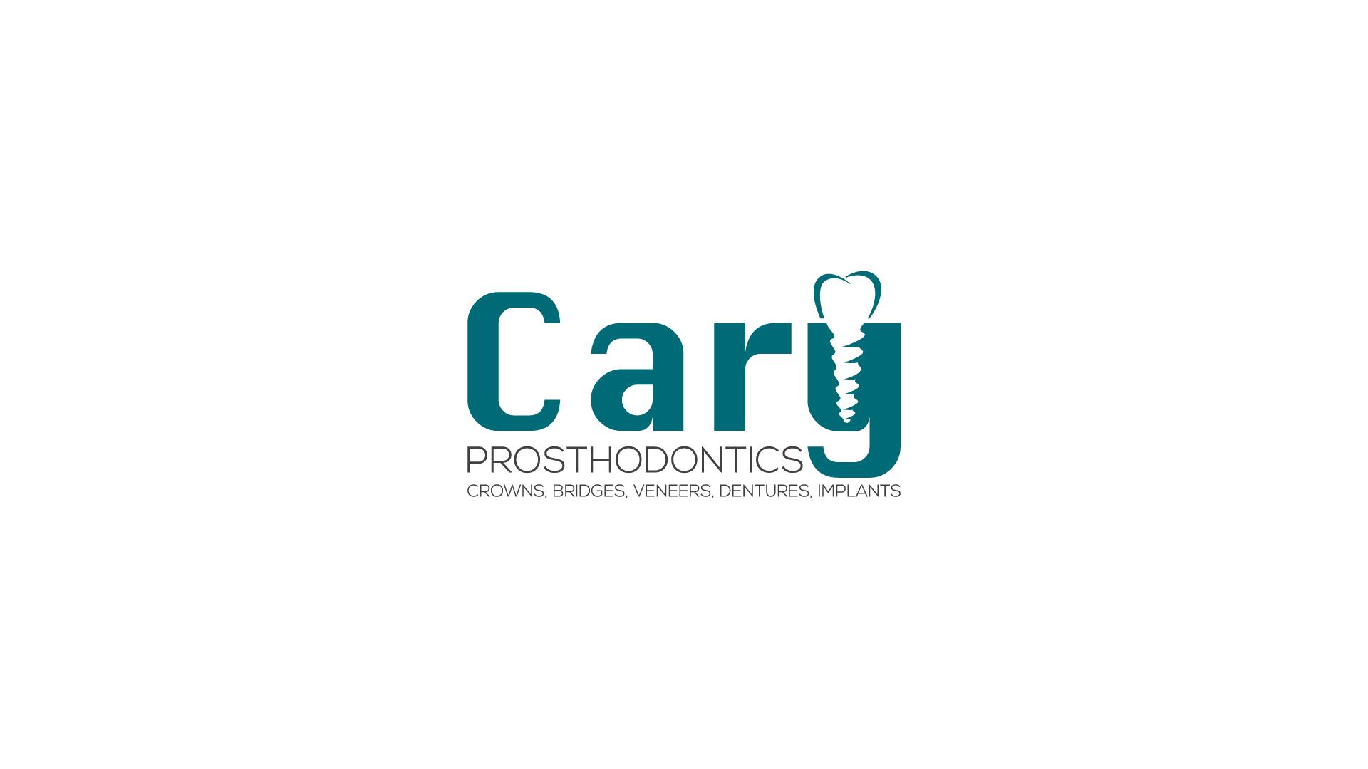 Logo Design by MD SHOHIDUL ISLAM - Entry No. 88 in the Logo Design Contest Cary Prosthodontics Logo Design.