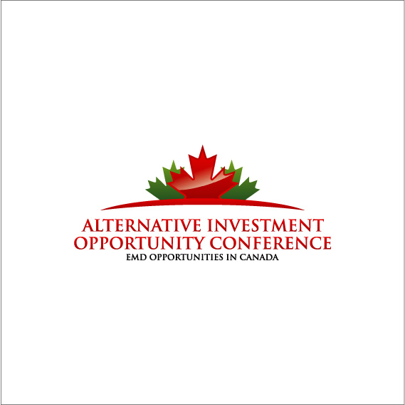 Logo Design by genrobo - Entry No. 37 in the Logo Design Contest Alternative Investment Opportunity Conference.