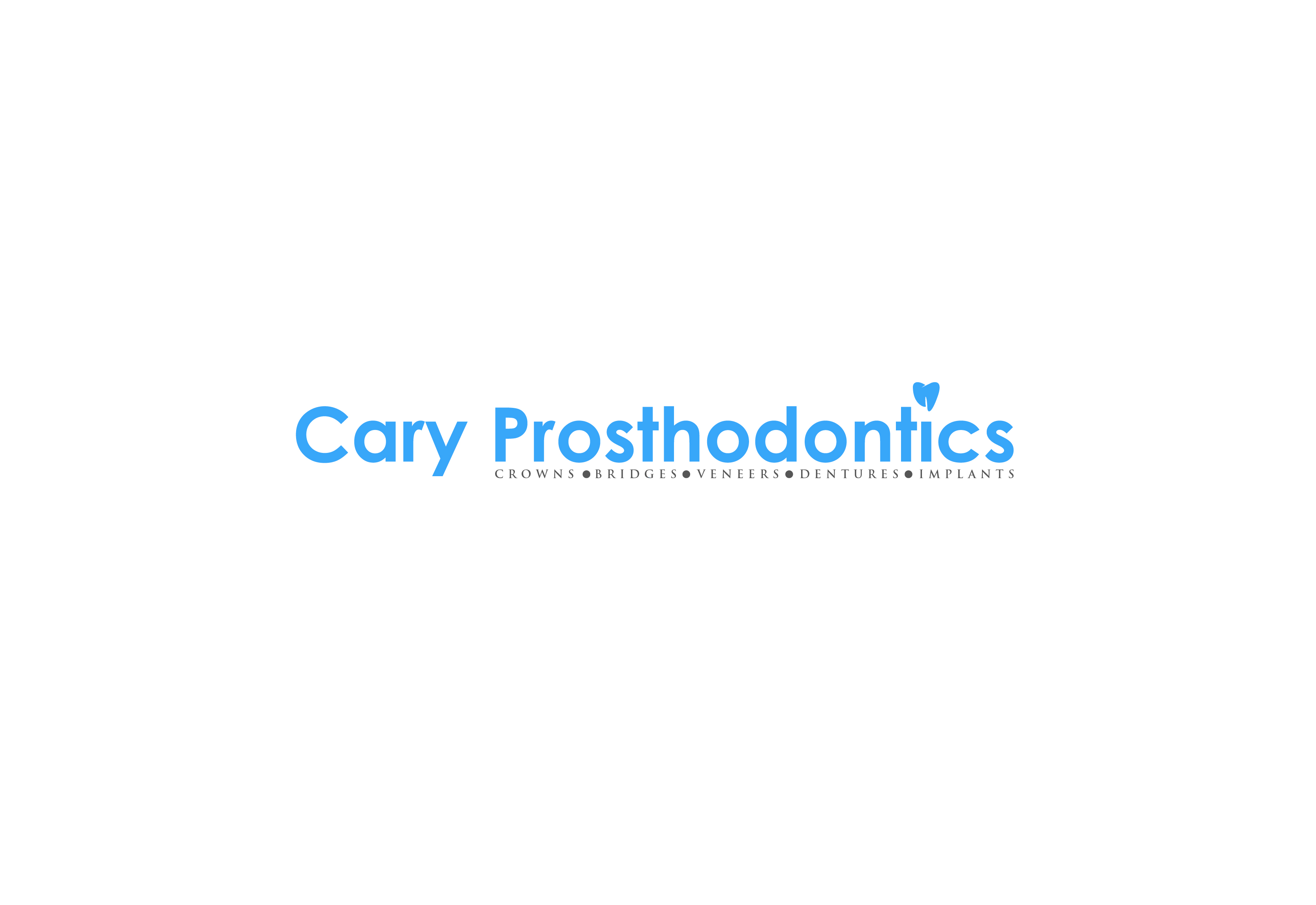 Logo Design by Cyril bail Geronimo - Entry No. 95 in the Logo Design Contest Cary Prosthodontics Logo Design.